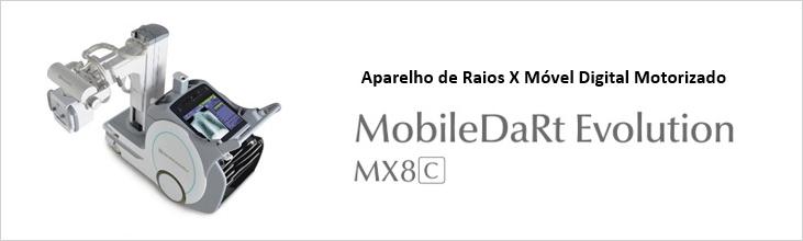 MobileDaRt Evolution MX8C